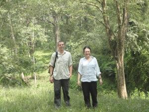 Trekking at Parambikulam